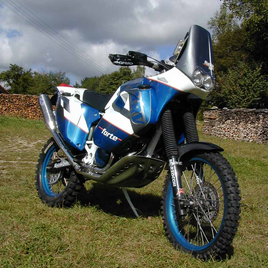 African Queens • Enduro Special Parts | AQ Motorcycle Conversions