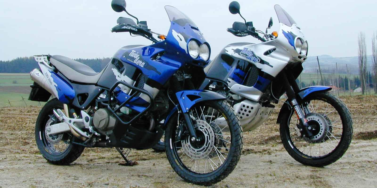 Off Road Kits >> African Queens • Enduro Special Parts   AQ-Honda XRV1000 Twindero