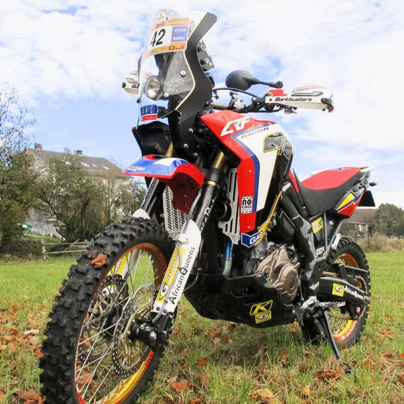 Honda Crf 80 >> African Queens • Enduro Special Parts | AQ-Honda CRF1000R Africa Twin