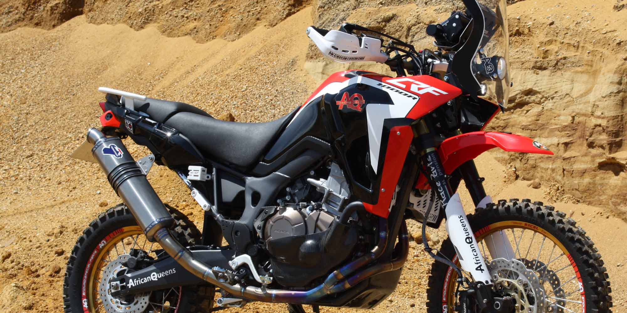 african queens enduro special parts aq honda crf1000r africa twin. Black Bedroom Furniture Sets. Home Design Ideas